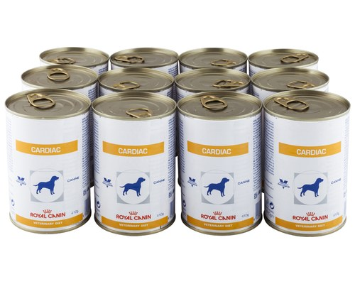 Wet Canned Dog Food To Support Heart Disease